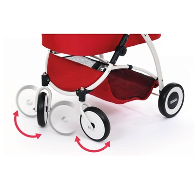 BRIO Dockvagn Spin Röd, 24900