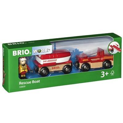 BRIO Räddningsbåt, 33859