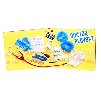 Doctor Playset Doktorsväska, CH92015