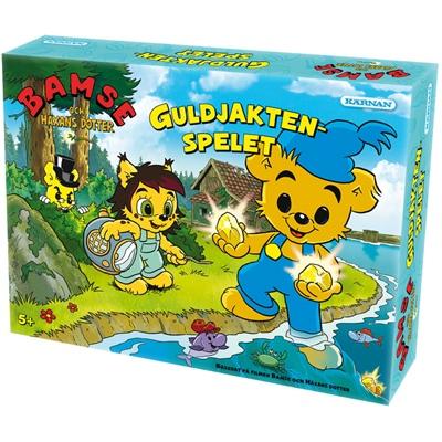 Kärnan Bamse och Häxans Dotter Guldjaktenspelet, 600276