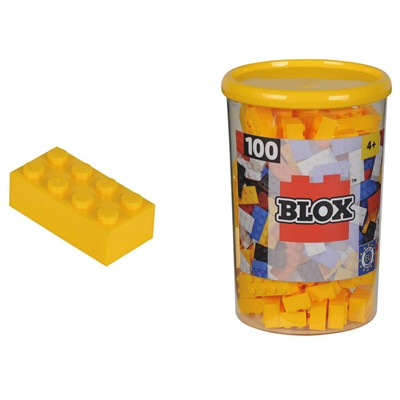 BLOX Bricks in Box Gul, 104118898