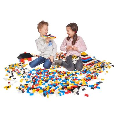 BLOX Bricks in Box Blå, 104118906