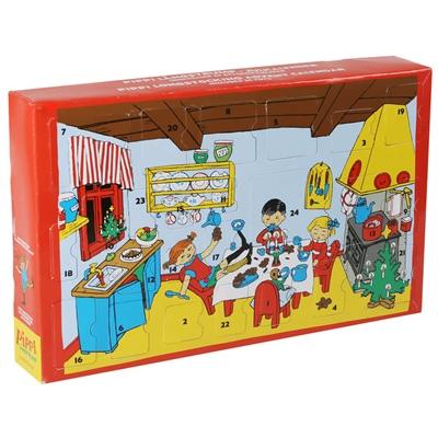 Pippi Långstrump Adventskalender, 35825000