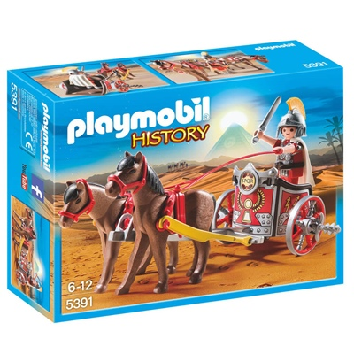 Playmobil Romersk Stridsvagn, 5391