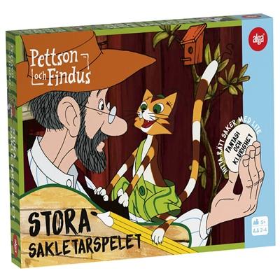 Alga Pettson och Findus Stora Sakletarspelet, 38010-415