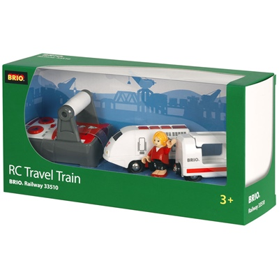 BRIO R/C Travel Train, 33510