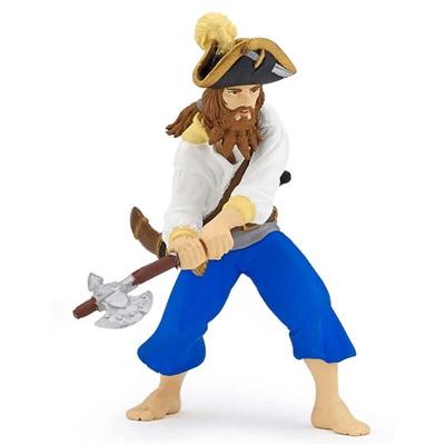 Papo Pirat med Yxa Blå, 39470