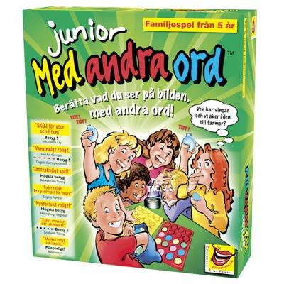 Med Andra Ord Junior, 7350025690186
