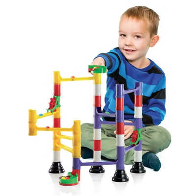 Quercetti Migoga Marble Run Basic, 6535