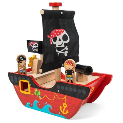 Le Toy Van Piratskepp, TV344
