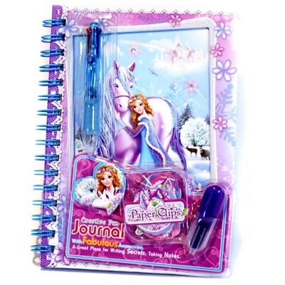 Dagbok med Tillbehör Isprinsessa, 2388