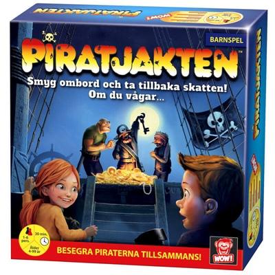 WOW Piratjakten, 81021SE
