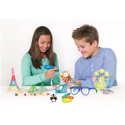 3Doodler Start Essentials Pen Set, 3DS-ESST-E-R