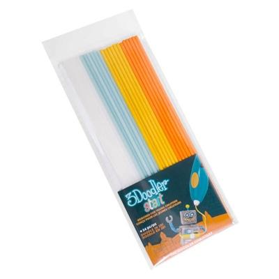 3Doodler Start Plastic Packs Mixade Färger 1, 3DS-ECO-MIX1-24