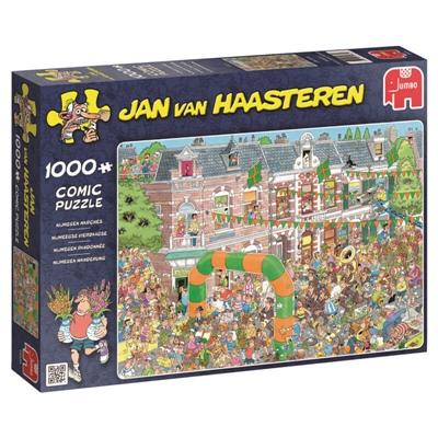 Jan van Haasteren Pussel 1000 Bitar Nijmegen Marches, 19034