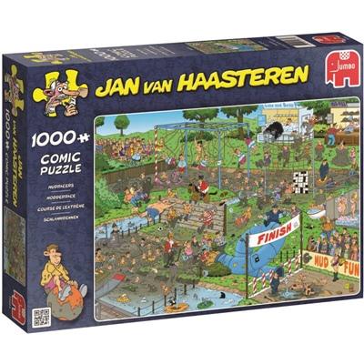 Jan van Haasteren Pussel 1000 Bitar Mudracers, 19064