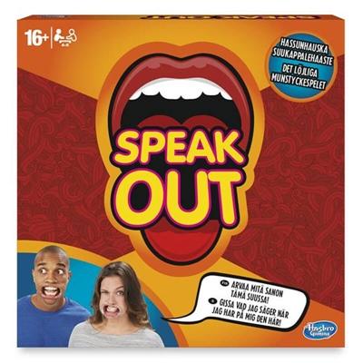 Hasbro Speak Out, C2018