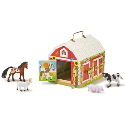 Melissa & Doug Latches Barn, 12564