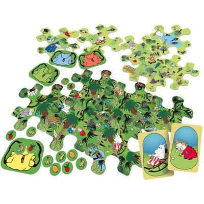 Tactic Moomin Discovery Game, 54004T