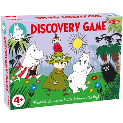 Tactic Mumin Discovery Game, 54004T