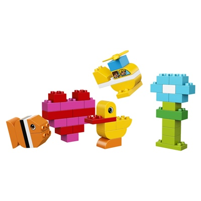 LEGO Duplo Mina Första Klossar, 10848