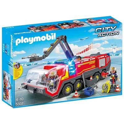 Playmobil Flygplatsbrandbil, 5337