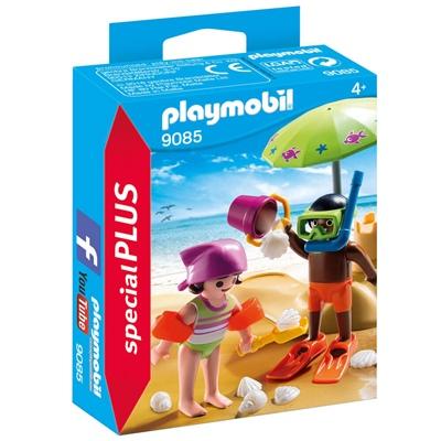 Playmobil Barn på Stranden, 9085