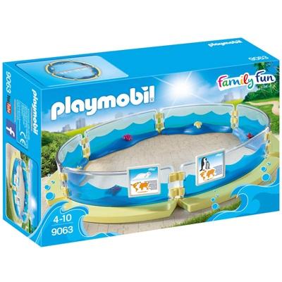 Playmobil Akvariumgård, 9063