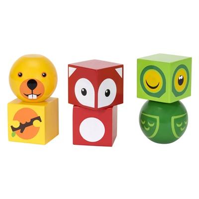 BRIO Magnetic Forest Animals, 30445
