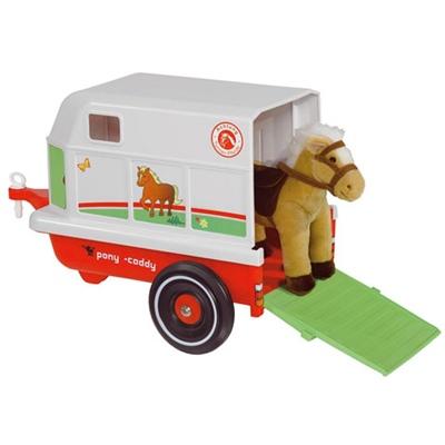 Klistermärken till BIG Bobby Pony Caddy Släp, 814012276