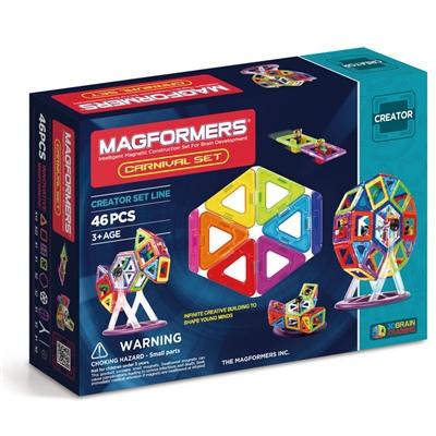 Magformers Creator Carnival Set 46 Delar, 703001