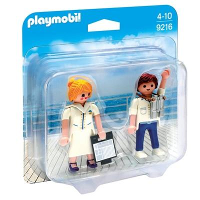 Playmobil Officerare på Kryssningsfartyget, 9216