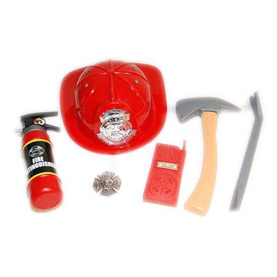 Brandmansset för Barn 6 Delar, 67047
