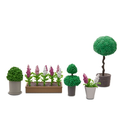 Lundby Blomsterset, 60.9055