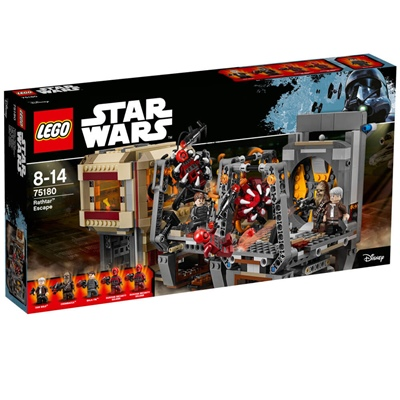 LEGO Star Wars Rathar Escape, 75180