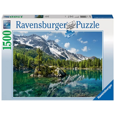 Ravensburger Pussel 1500 Bitar Mountain Magic, 162826