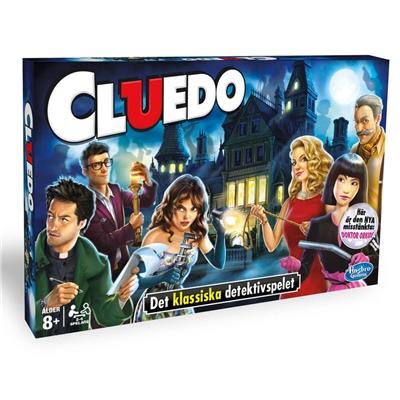 Hasbro Cluedo, 38712