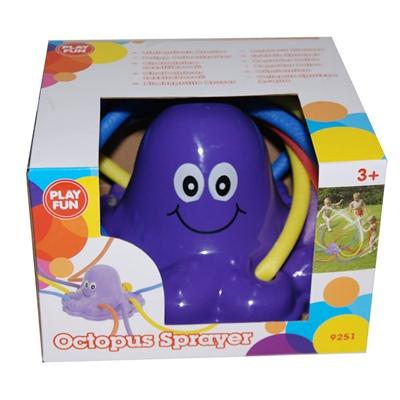 Play Fun Vattenspridare Octopus Sprayer, 9251