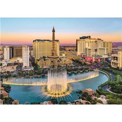 Jumbo Pussel 1000 Bitar Las Vegas USA, 18360