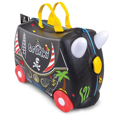 Trunki Resväska Pedro the Pirate, 0312-GB01