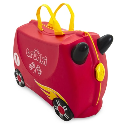 Trunki Resväska Rocco the Racecar, 0321-GB01