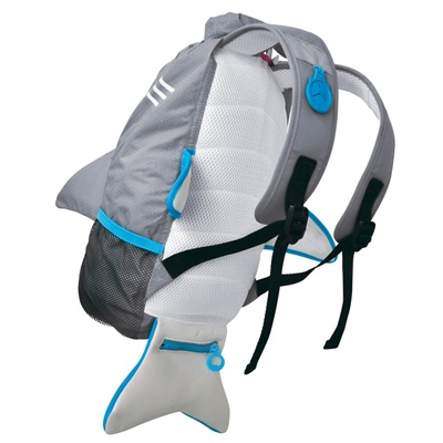 Trunki PaddlePak Ryggsäck Stor Shark, 0102-GB01