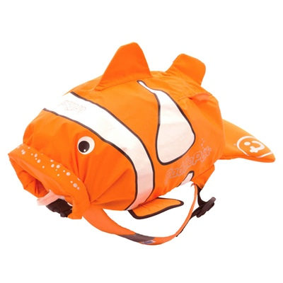 Trunki PaddlePak Ryggsäck Medium Clownfish, 0112-GB01
