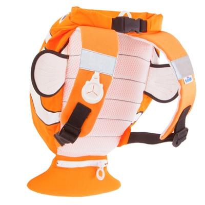 Trunki PaddlePak Ryggsäck Medium Clownfish, 0112-GB01