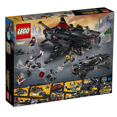 LEGO DC Comics Super Heroes Flying Fox: Luftattack med, 76087