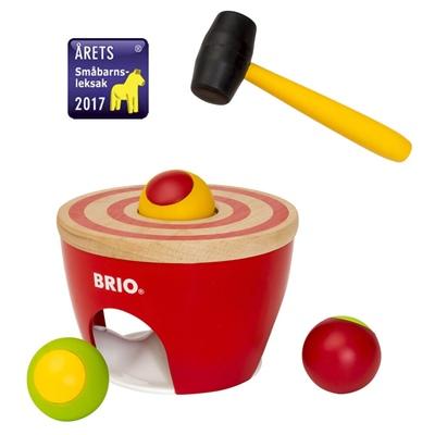 BRIO Bollbultbräde - Årets Småbarnsleksak 2017, 30519