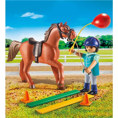Playmobil Hästterapeut, 9259