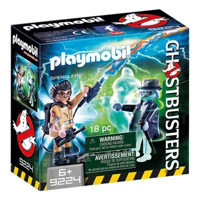 Playmobil Ghostbusters Spengler och Spöke, 9224