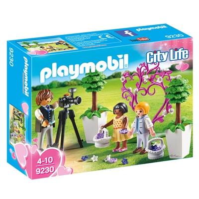 Playmobil Blomsterbarn och Fotograf, 9230