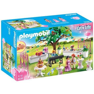Playmobil Bröllopsmottagning, 9228